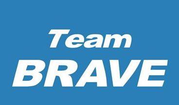 チームブレイブのロゴ
