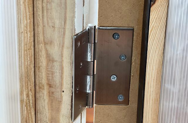 防音室ドア